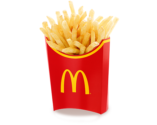 French fries (large size)