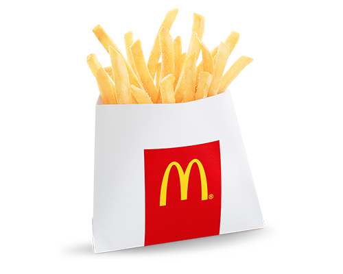 French fries (small size)