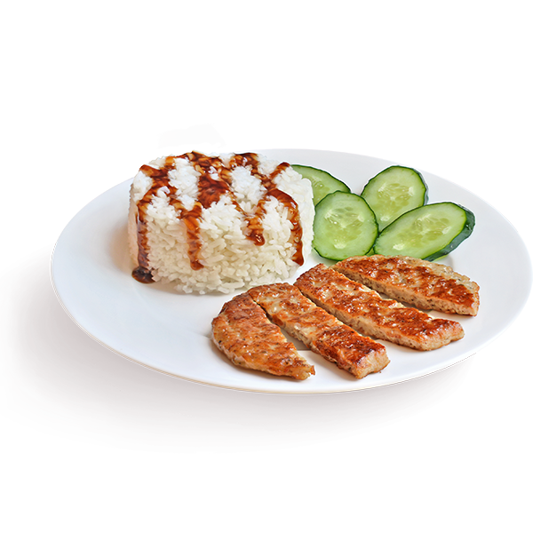 Grilled Pork Rice